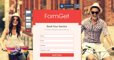 FormGet : a Powerful Tool to Build Great Forms